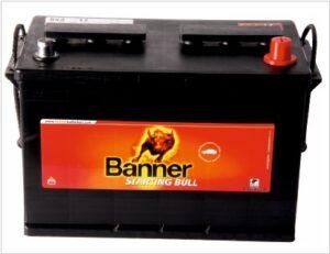 Batterie-Banner