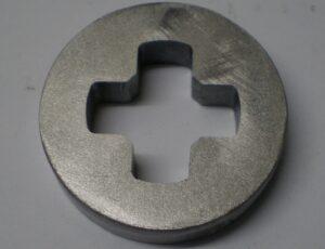 Kreuzstück_Hydraulikpumpe