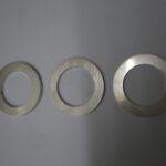 Distanzscheiben 2,3 und 4mm T80 Durchmesser: 30mm (BE)