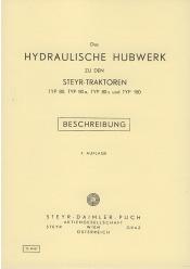 Hydraulisches-Hubwerk-fuer-Steyr-Typ-80-80a-80s-180-Betriebsanleitung