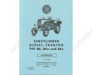 STEYR-86-86e-und-86s-1-Zylinder-Ersatzteilkatalog