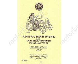 STEYR-Anbaumaehwerk-fuer-Typ-80-u_-84-Betriebsanleitung
