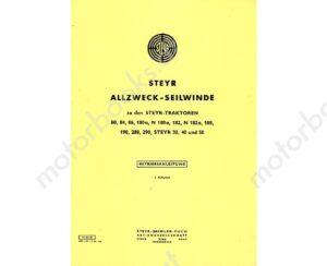 Seilwinde_Steyr_Oldies