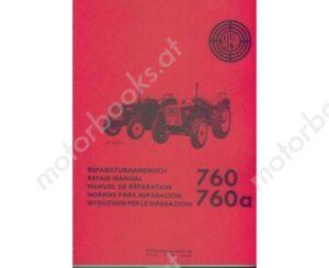 Steyr-760-und-760-a-60-PS-4-Zylinder-Reparaturanleitung